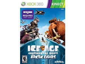 Ice Age - Continental Drift (Kinect) Xbox360 New
