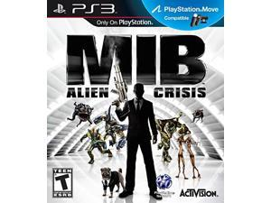 Men In Black - Alien Crisis Playstation3 New