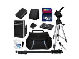 Nikon Coolpix S3300 Digital Camera Everything You Need Accessories Kit