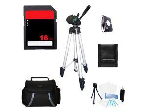 Beginner's Accessories Kit For Fujifilm X-T1 Mirrorless Digital Camera
