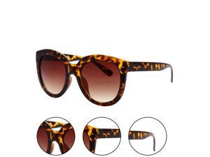 Epic Marseille Cute Large Round Womens Fashion Wayfarer Sunglasses