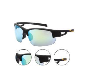 Epic  Half Framed Outdoors Sports Sunglasses UV400