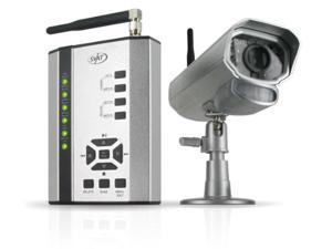 SVAT GX301012 Digital Wireless DVR SD Card Security System Night Vision Surveillance Camera