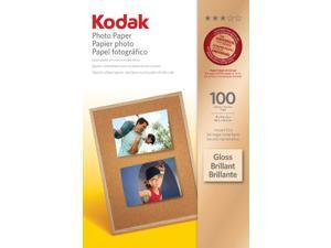 "Kodak 1743327 4"" x 6"" 100 Sheets Photo Paper"