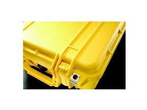 PELICAN 1300-000-240 1300 Protector Case(TM) with Pick N Pluck(TM) Foam (Yellow)