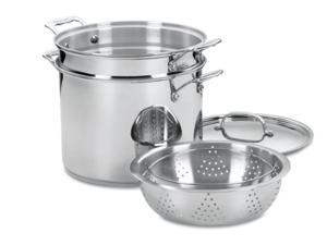 Cuisinart/Waring 77-412 12 Quart Pasta/SteamerFor steaming vegetables, cooking a
