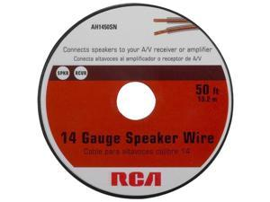 RCA AH1450SN 14-Gauge 50 feet Speaker Wire