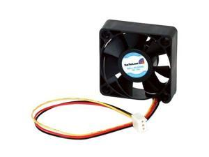 Startech.com Add Additional Chassis Cooling With A 50mm Ball Bearing Fan - Pc Fan - Computer