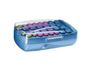 Conair Hair Roller Set 30 Piece Babyliss Pro Nano - Blue - BABNTHS40