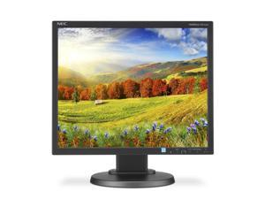 "NEC Display MultiSync EA193MI-BK 19"" Professional IPS Integrated Speaker 1280 x 1024 5:4 Monitor with 6ms response rate, 1000:1 contrast, DisplayPort, DVI-D, VGA"