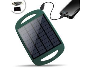 ReVIVE Solar ReStore Outdoor Solar Panel Charger w/ Active USB 5V Charging - Works w/ ReVIVE, Anker, PowerGen, Photive, EasyAcc, ...