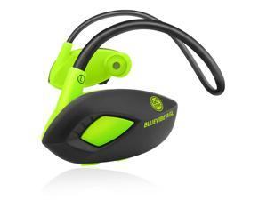 GOgroove BlueVIBE AGL Wireless Bluetooth Sport Headset with Stereo Earbud Design, Handsfree Microphone and Onboard Controls ...