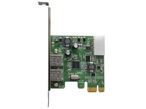HighPoint RocketU 1022C 2-Port USB 3.0 PCI-Express 2.0 x1 HBA