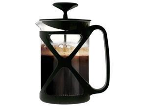 Primula PCP-2306 DST Black Tempo 6 Cup Coffee Press - Black