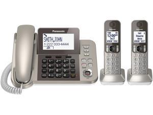 Panasonic  KX-TGF352N  Corded Phone w2 Cordless Hdset