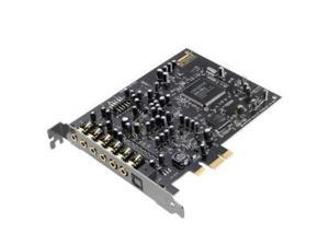 Creative Sound Blaster AUDIGY RX 7.1 Channels PCI Express x1 Interface Sound Card