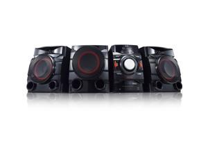 LG Electronics CM4550 700W 2.1ch Mini Shelf System with Built-in Subwoofer and Bluetooth