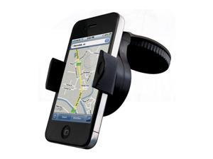 Cygnett CY0338ACDAS Cygnett Dashview Windscreen Car Mount - Horizontal, Vertical - Black