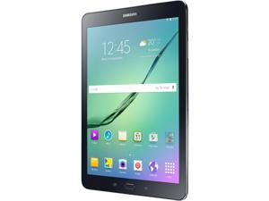 "Samsung Galaxy Tab S2 SM-T817 32 GB Tablet - 9.7"" - Wireless LAN - AT&T - 4G - Quad-core (4 Core) 1.90 GHz - Black"
