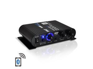 PYLE HOME PFA330BT 90-Watt Mini Blue Series Compact Bluetooth(R) Amp