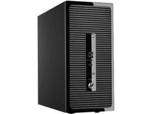 HP Business Desktop ProDesk 400 G3 Desktop Computer - Intel Core i5 (6th Gen) i5-6500 3.20 GHz - Micro Tower Windows 7 Professional