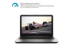 "HP 15-ba000 15-ba030nr 15.6"" Touchscreen Notebook - AMD A-Series A8-7410 Quad-core (4 Core) 2.20 GHz"