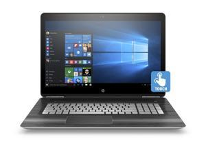 "HP Pavilion 17-ab000 17-ab010nr 17.3"" Touchscreen (In-plane Switching (IPS) Technology) Notebook - Intel Core i7 (6th Gen) i7-6700HQ Quad-core (4 Core) 2.60 GHz"