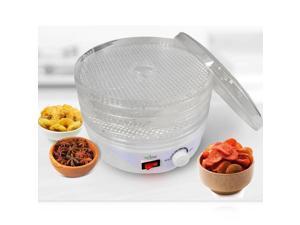 NutriChef PKFD08 Electric Countertop Food Dehydrator, Food Preserver