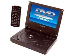 Craig CFT716N Portable DVD Players