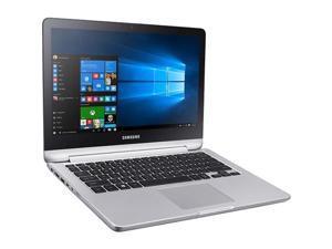 """Samsung 7 NP740U3L 13.3"""" Touchscreen 2 in 1 Notebook - Intel Core i5 (6th Gen) i5-6200U Dual-core (2 Core) 2.30 GHz - Platinum Silver"""