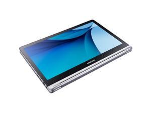 "Samsung 7 NP740U5L 15.6"" Touchscreen (Plane to Line (PLS) Switching) 2 in 1 Notebook - Intel Core i7 (6th Gen) i7-6500U Dual-core (2 Core) 2.50 GHz - Platinum Silver"