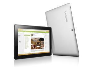 "Lenovo Miix 310 80SG001GUS Intel Atom 2 GB Memory 32 GB Flash Storage 10.1"" Touchscreen Tablet Windows 10 Home"