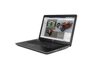 "HP ZBook 17 G3 (X1X64UT#ABA) Mobile Workstation Intel Core i7 6th Gen 6700HQ (2.60 GHz) 16 GB Memory 1 TB HDD NVIDIA Quadro M1000M 17.3"" Windows 7 Professional 64-Bit (downgrade from Windows 10 Pro)"
