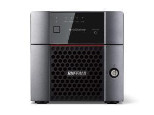 BUFFALO TS3210DN0402 4TB (2 x 2TB) Network Storage