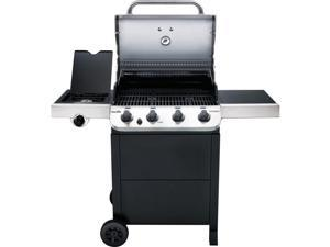 Char-Broil Performance Series 4 Burner Gas Grill - 5 Sq. ft. Cooking Area - 4 Cooking Elements - Black, Stainless