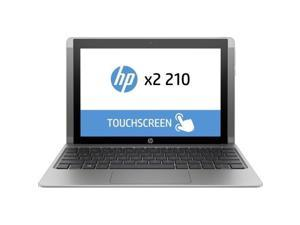 Hp X2 210 G2 10.1 16:10 2 In 1 Netbook - 1280 X 800 Touchscreen - Brightview - Intel Atom X5 X5-z8