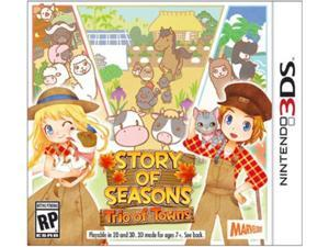 Story Of Seasons:trio Of Towns (Crave Entertainment)