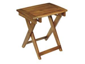 Conair PTB5 Teak Folding Table