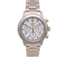 Seiko Chronograph Men's Quartz Watch SSB009