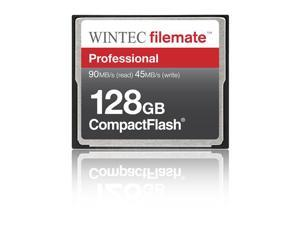 Wintec FileMate 128GB CompactFlash (CF)Professional 3FMCF128GBP-R
