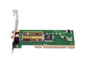 Sabrent PCI-802N Wireless 802.11n PCI Card
