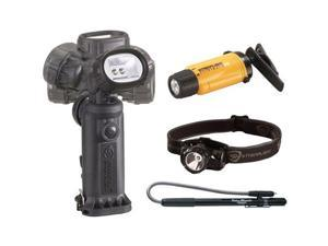 Streamlight 90641 Knucklehead® LED 4AA Flashlight Black