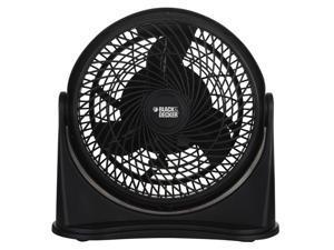 8 inch High Velocity Turbo Fan