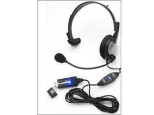 High Fidelity Mono Headset
