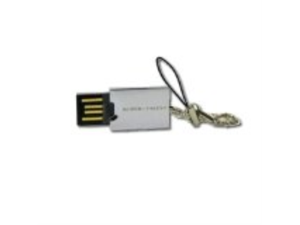 Super Talent Pico-E Chrome 4GB USB2.0 Flash Drive