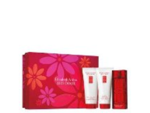 Red Door By Elizabeth Arden for Women Gift Set-- 1.7 Oz EDT Spray & 3.3 Oz Body Cream & 3.3 Oz Shower Gel (New Bottle Package)