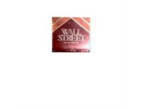 Wall Street FOR MEN by Victor - 0.20 oz EDT Mini
