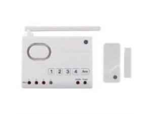 GE 45142 CHOICE-ALERT WIRELESS ALARM SYSTEM