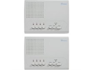 4-Channel Intercom System