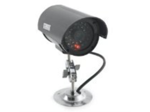 Dummy IR Bullet Camera with Blinking LED
